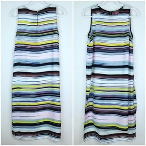 Vince Camuto Sleeveless Long Blouse Size Small